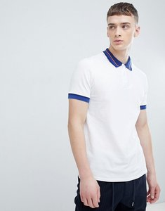 Read more about Ps paul smith contrast collar polo in white - 47