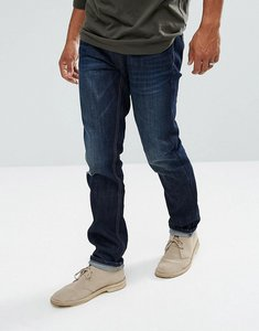 Read more about Bellfield distressed slim fit jeans - blue