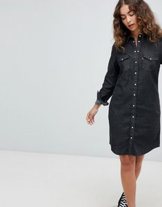 Read more about Levi s ultimate denim western dress - shiny happy people
