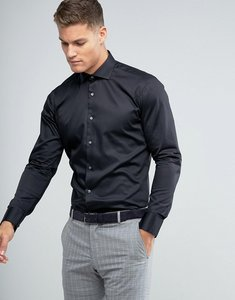 Read more about Ted baker slim smart shirt - black