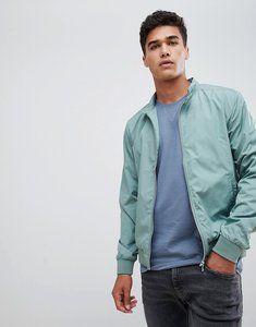 Read more about Selected homme bomber jacket - agave green