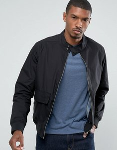 Read more about Threadbare two pocket lightweight jacket - black