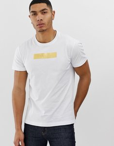 Read more about Versace jeans t-shirt with gold chest logo