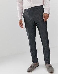 Read more about French connection prince of wales check slim fit suit trousers