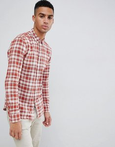 Read more about Farah mcintyre check shirt in red - red