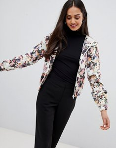 Read more about Brave soul cupid floral lightweight jacket in floral print