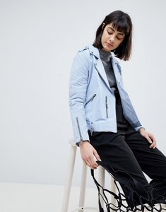 Read more about Selected suede biker jacket - skyway