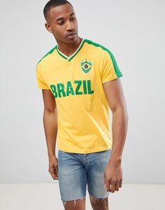 Read more about Brave soul brazil t-shirt - yellow