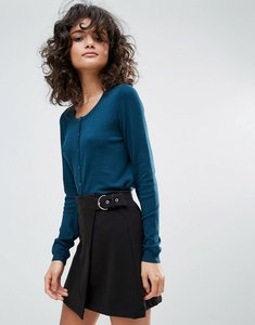 Read more about Vero moda round neck cardigan - reflecting pond