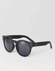 Read more about Quay australia summer fling black frame sunglasses - black
