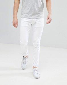 Read more about Polo ralph lauren sullivan slim fit stretch jeans in white - white strech