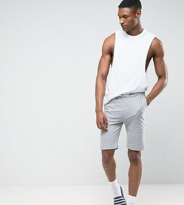 Read more about Asos tall jersey pyjama short - grey