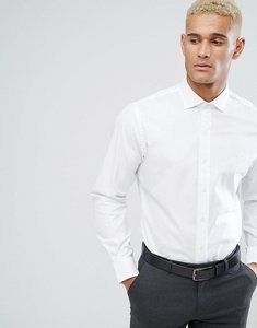 Read more about Polo ralph lauren oxford shirt regular fit cutaway collar in white - white