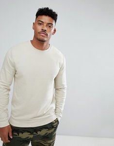 Read more about Asos sweatshirt in beige - noodle