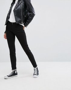 Read more about Pimkie ankle zip skinny jeans - black