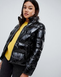 Read more about Blfd padded jacket - black