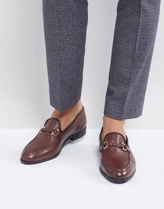 Read more about House of hounds bar loafers in brown - brown