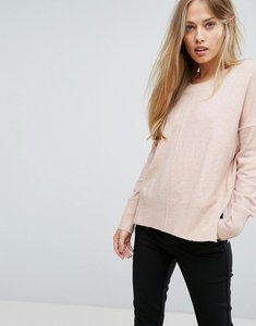 Read more about French connection pink knitted jumper - lotus flower