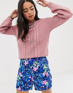 Read more about Noisy may long sleeve jumper