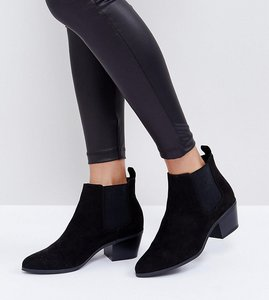 Read more about Asos revive chelsea ankle boots - black