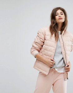 Read more about Converse padded jacket in pink - pink