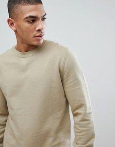 Read more about Asos sweatshirt in beige - barley