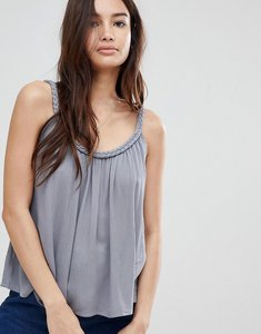 Read more about Glamorous cami top - grey