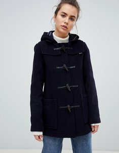 Read more about Gloverall mid length duffle coat - navy