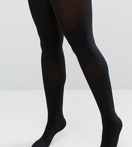 Read more about New look curve 3d 100 denier tights - black