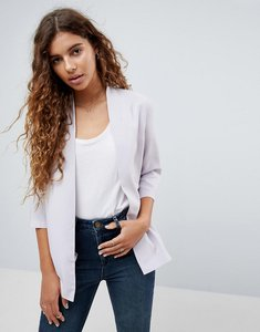Read more about Asos soft chuck on blazer - lilac