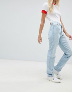 Read more about Tommy jeans classics high rise mom jeans - light blue