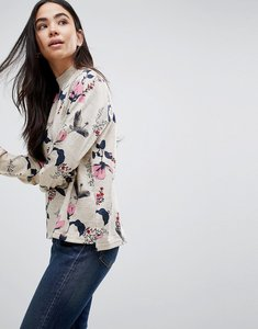 Read more about B young floral printed blouse - combi 1