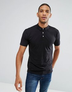 Read more about Troy jersey polo shirt - black