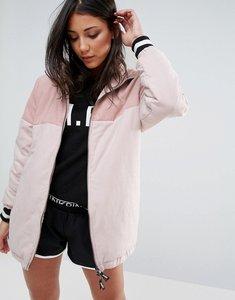 Read more about Minkpink windbreaker jacket - pink