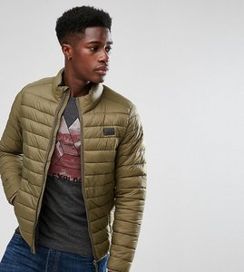 Read more about Blend lightweight quilted jacket - gr1 green 1