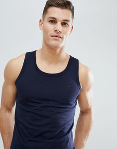 Read more about French connection muscle fit vest - navy