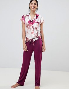Read more about B by ted baker porcelain rose jersey pyjama pant - rose pink