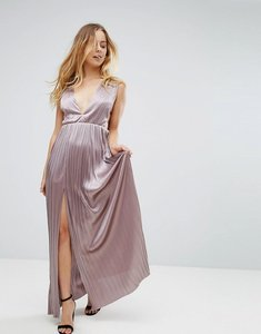Read more about Glamorous maxi dress - dusty lilac