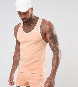 Read more about Puma racer back vest in orange exclusive to asos 57657702 - orange