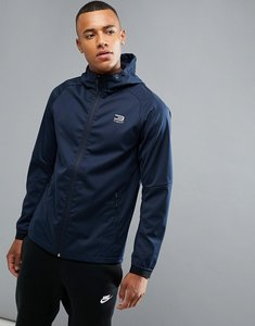 Read more about Jack jones tech breathable shell jacket - navy blazer