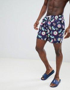 Read more about Polo ralph lauren traveller umbrella beach chairs print swim shorts player logo in navy - beach chai