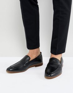Read more about Kg by kurt geiger penny loafers - black