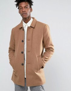 Read more about Selected homme textured wool mac - camel