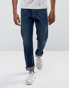 Read more about Levis jeans 504 regular straight fit california eve wash - blue