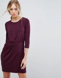 Read more about French connection else drape boycon dress - deepest purple