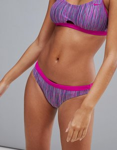 Read more about Nike performance sport bikini bottom - fuchsia 580