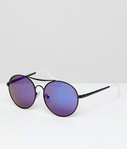 Read more about Jeepers peepers tinted lens aviator sunglasses - black
