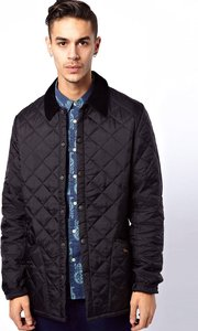 Read more about Barbour heritage fit liddesdale jacket - black