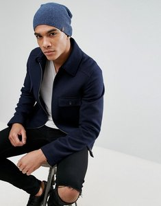 Read more about Esprit texture beanie - navy