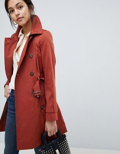 Read more about Asos classic trench coat - rust